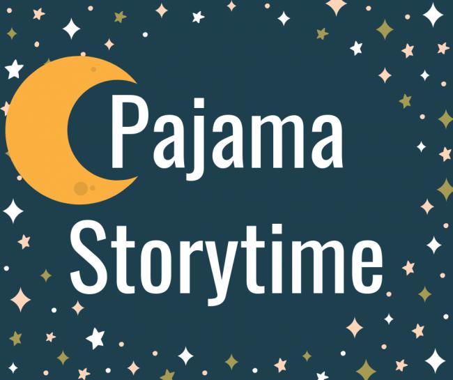 PJ Storytime graphic