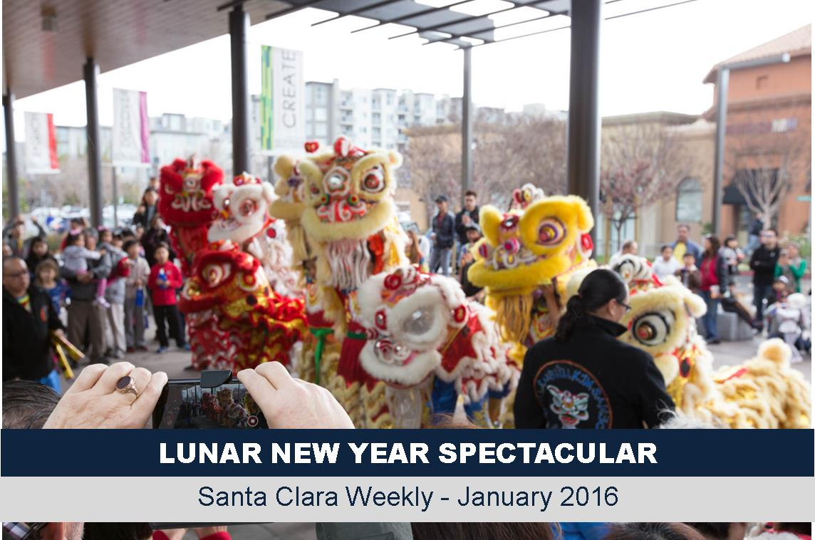 Lunar New Year Spectacular