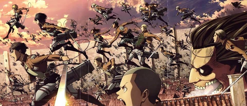 Northside Teen Manga Book Club Attack On Titan For Grades 7 12 Events Santa Clara Public Library