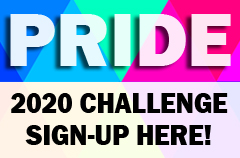 Pride 2020 Challenge Sign-Up