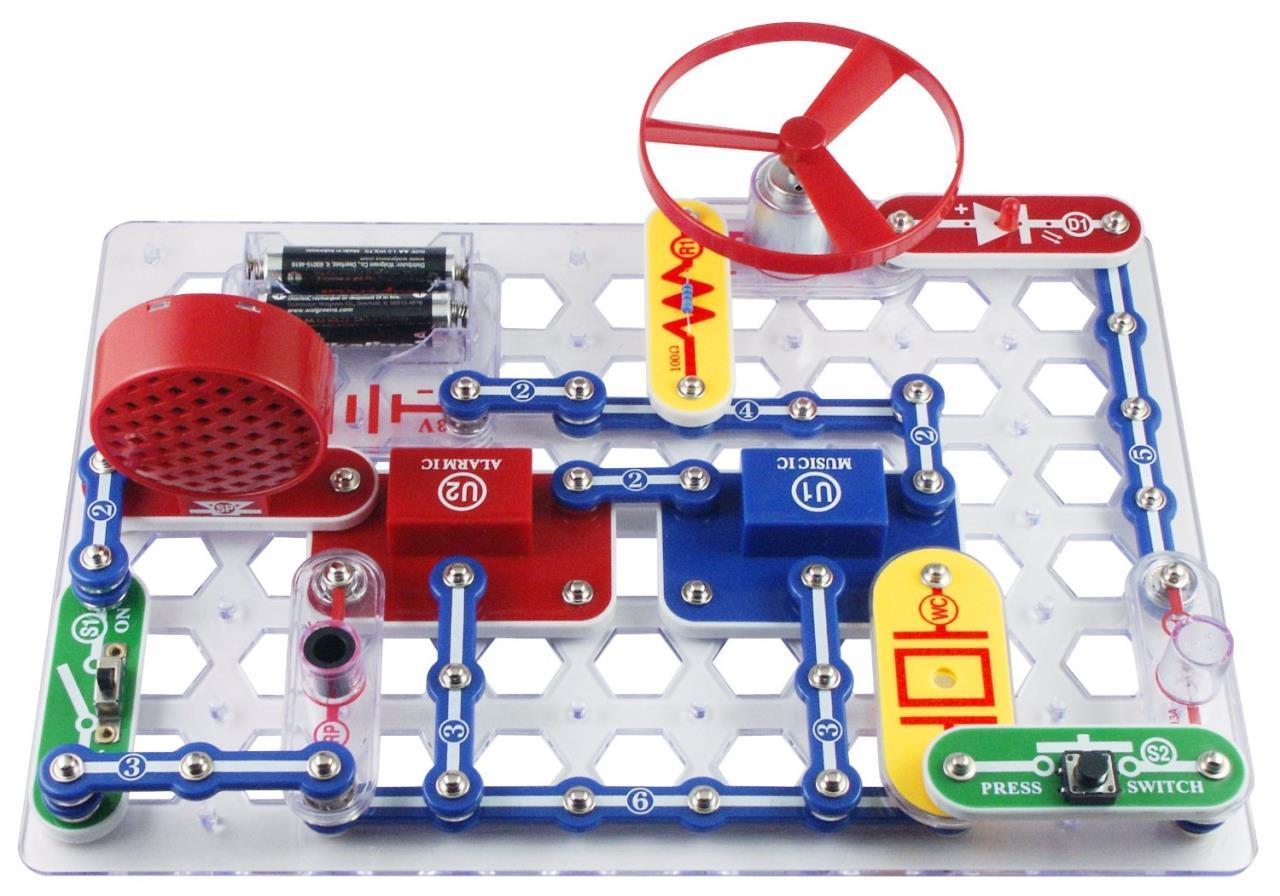 snap circuit